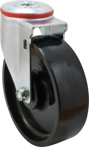 Bolt Hole Swivel Caster